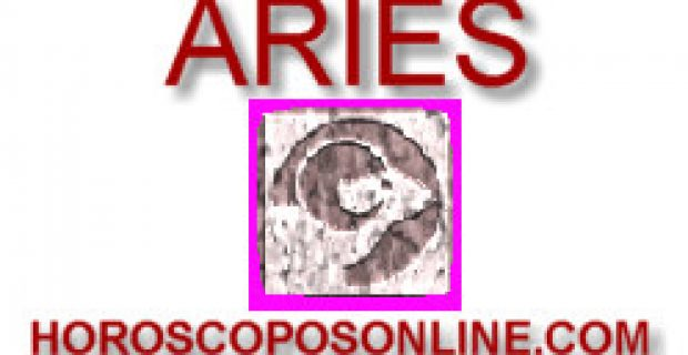 HOROSCOPO SEMANAL DEL SIGNO ZODIACAL ARIES